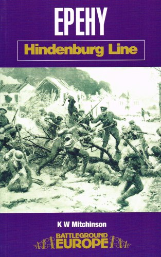 Image for HINDENBURG LINE : EPEHY