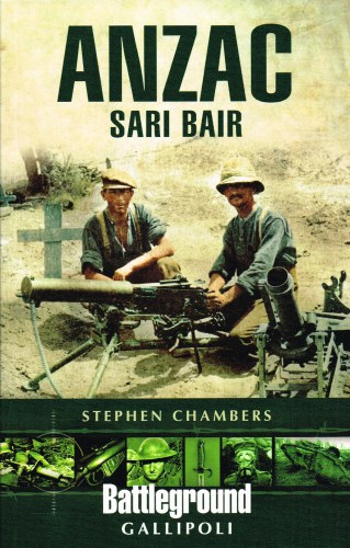 Image for GALLIPOLI : ANZAC - SARI BAIR