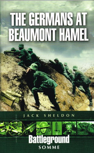 Image for SOMME : THE GERMANS AT BEAUMONT HAMEL