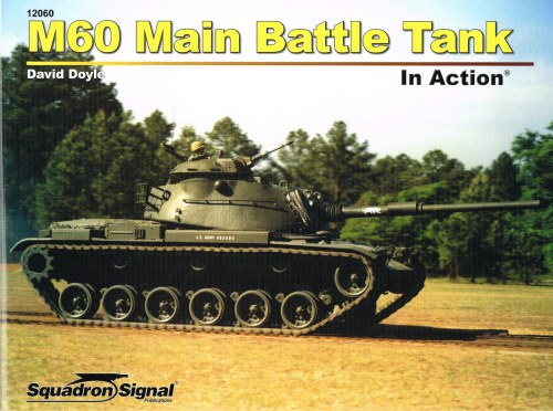 Image for M60 MAIN BATTLE TANK IN ACTION