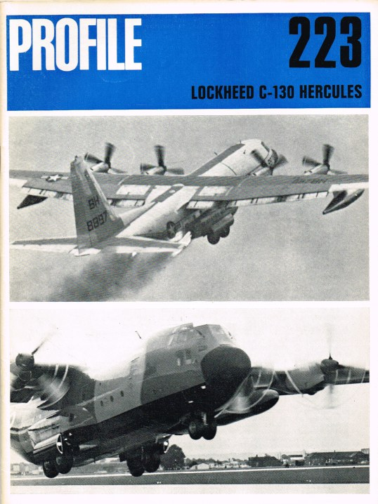 Image for AIRCRAFT PROFILE 223: LOCKHEED C-130 HERCULES