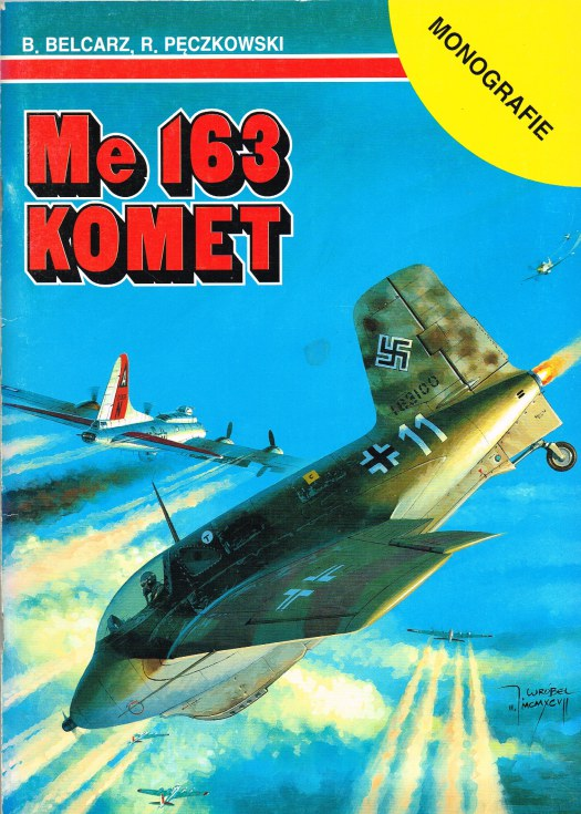 Image for ME 163 KOMET (POLISH TEXT)