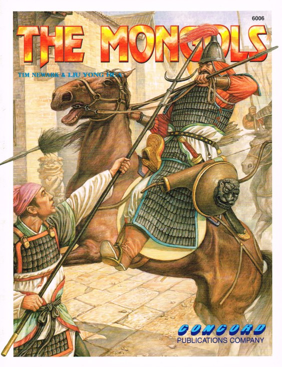 Image for THE MONGOLS
