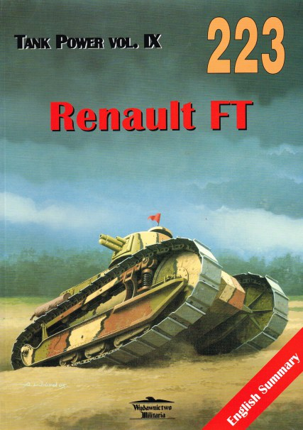 Image for TANK POWER VOL. IX : RENAULT FT