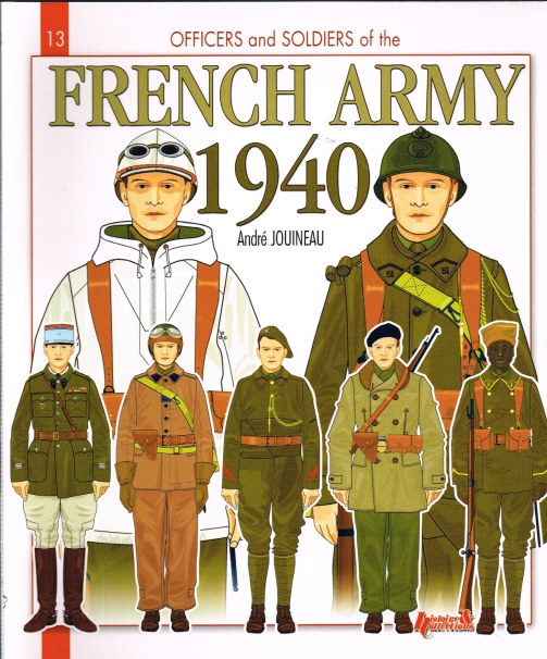 Image for THE FRENCH ARMY 1940