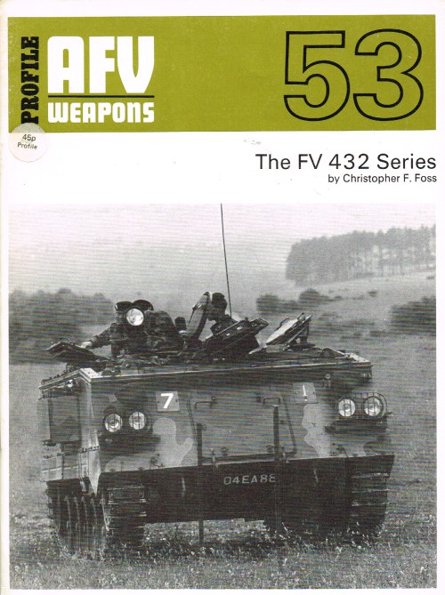 Image for PROFILE AFV 53: THE FV 432 SERIES