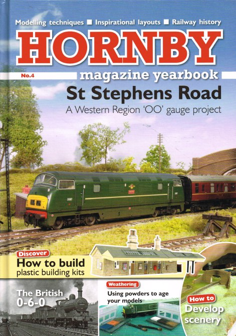 Image for HORNBY MAGAZINE YEARBOOK NO.4
