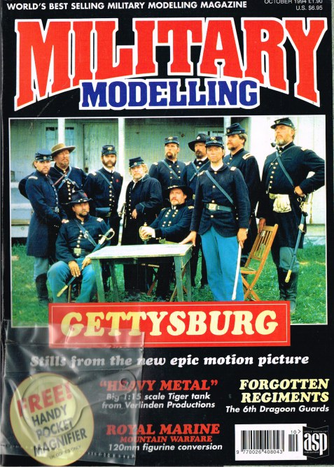 Image for MILITARY MODELLING VOL.24, NO.10 1994