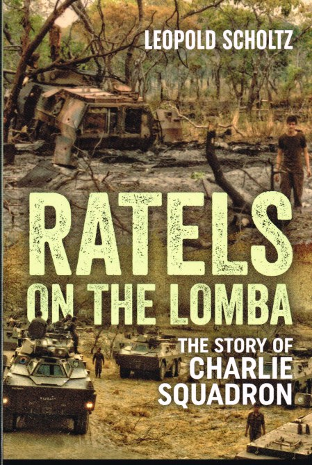 Image for RATELS ON THE LOMBA : THE STORY OF CHARLIE SQUADRON