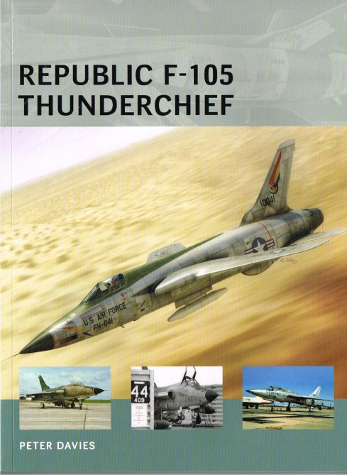 Image for REPUBLIC F-105 THUNDERCHIEF