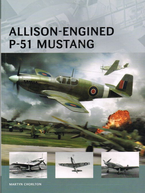 Image for ALLISON-ENGINED P-51 MUSTANG