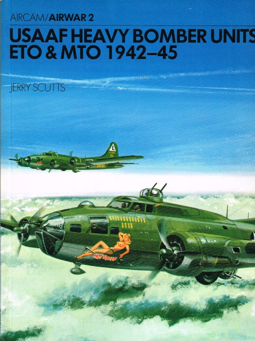 Image for AIRWAR 2 : USAAF HEAVY BOMBER UNITS: ETO & MTO 1942-45