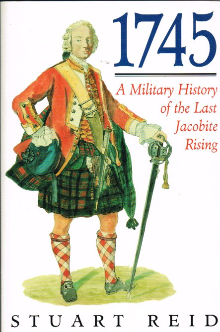 Image for 1745 : A MILITARY HISTORY OF THE LAST JACOBITE RISING