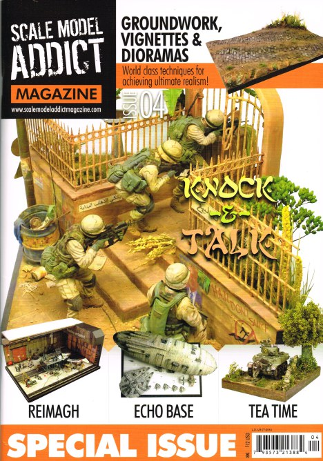 Image for SCALE MODEL ADDICT MAGAZINE : ISSUE 04