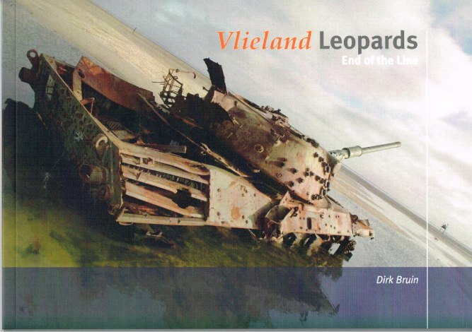Image for VLIELAND LEOPARDS : END OF THE LINE