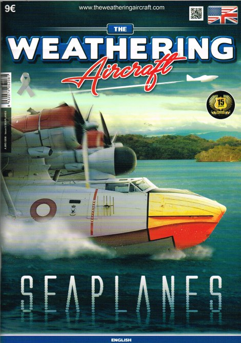 Image for THE WEATHERING AIRCRAFT ISSUE 8: SEAPLANES