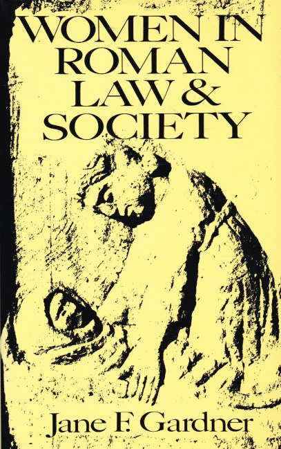 Image for WOMEN IN ROMAN LAW & SOCIETY