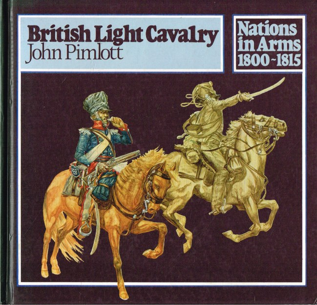 Image for NATIONS IN ARMS 1800-1815: BRITISH LIGHT CAVALRY