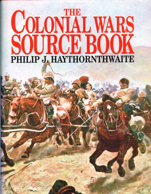 Image for THE COLONIAL WARS SOURCE BOOK