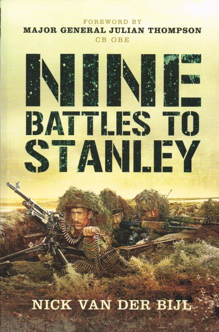 Image for NINE BATTLES TO STANLEY