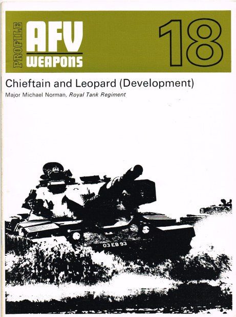 Image for PROFILE AFV 18: CHIEFTAIN AND LEOPARD (DEVELOPMENT)