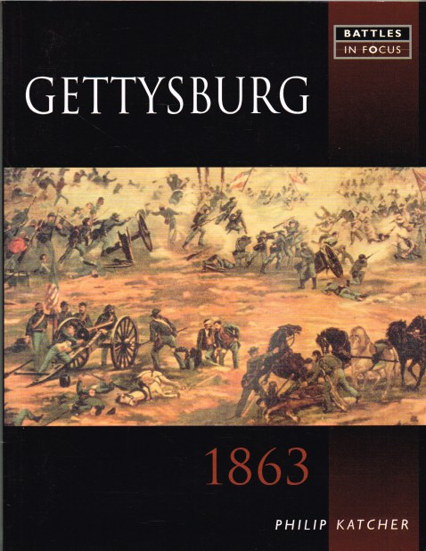Image for GETTYSBURG 1863