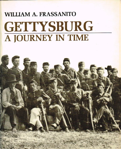 Image for GETTYSBURG : A JOURNEY IN TIME