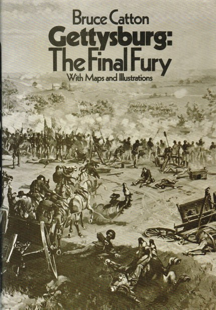 Image for GETTYSBURG : THE FINAL FURY