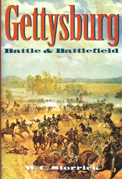 Image for GETTYSBURG : BATTLE AND BATTLEFIELD