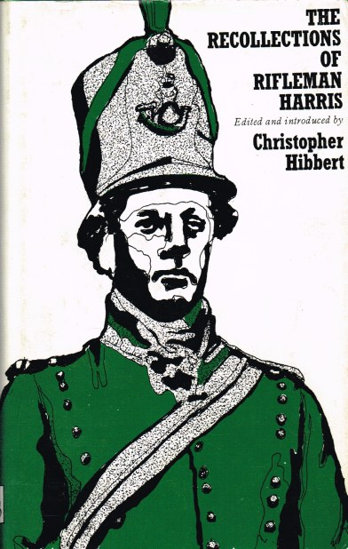 Image for THE RECOLLECTIONS OF RIFLEMAN HARRIS