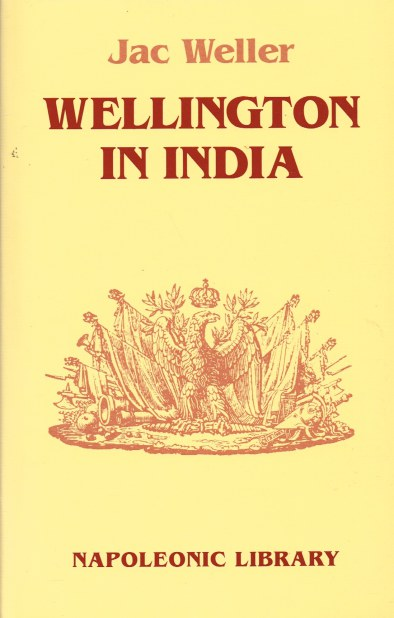 Image for WELLINGTON IN INDIA