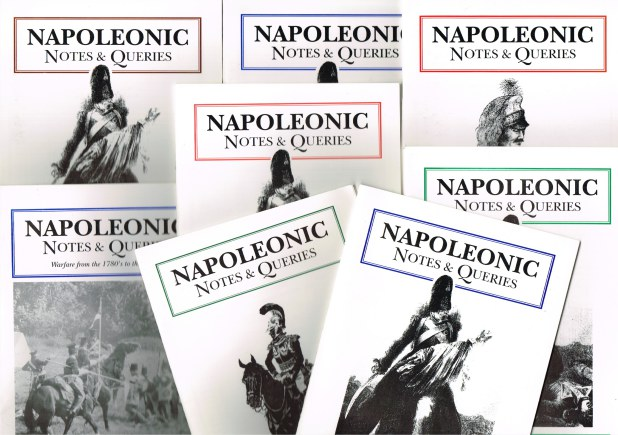 Image for NAPOLEONIC NOTES & QUERIES (BACK ISSUES IN STOCK)