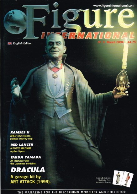 Image for FIGURE INTERNATIONAL NO.9 MARCH 2004