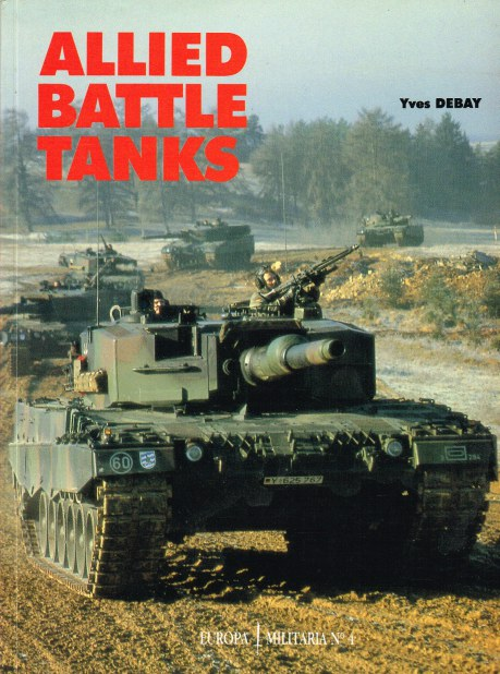 Image for ALLIED BATTLE TANKS : WESTERN TANK UNITS ON THE CENTRAL EUROPEAN FRONTIER