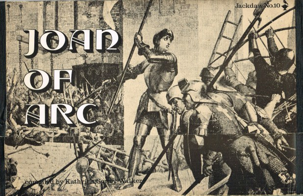 Image for JACKDAW NO.10: JOAN OF ARC