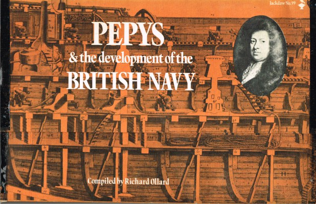 Image for JACKDAW NO.99: PEPYS AND THE DEVELOPMENT OF THE BRITISH NAVY