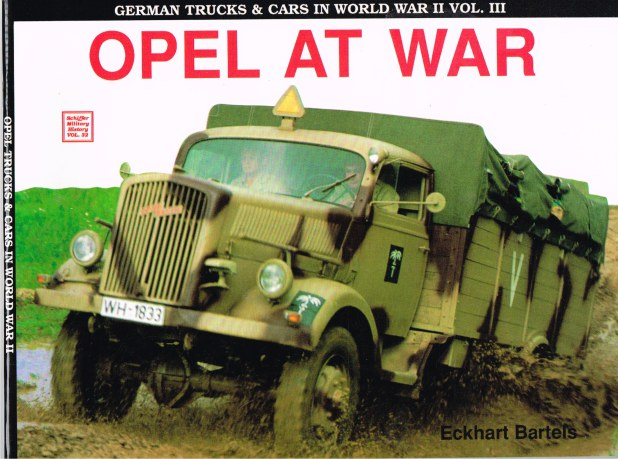Image for OPEL AT WAR