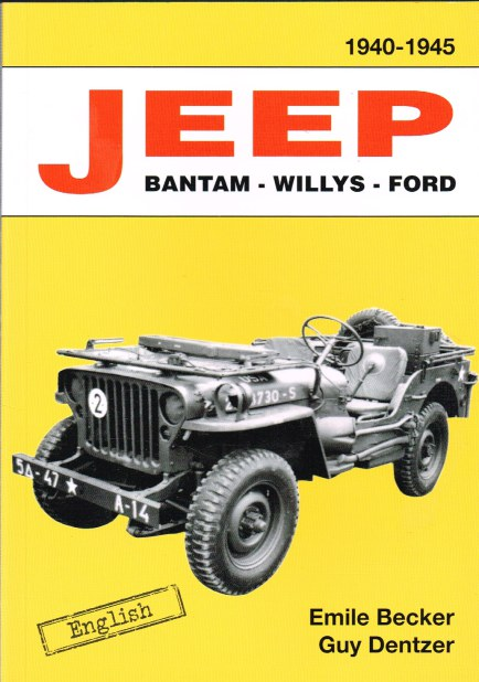 Image for JEEP : BANTAM, WILLYS, FORD 1940-1945