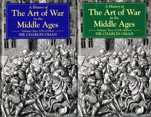 Image for THE ART OF WAR IN THE MIDDLE AGES (TWO VOLUME SET)