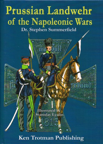 Image for PRUSSIAN LANDWEHR OF THE NAPOLEONIC WARS