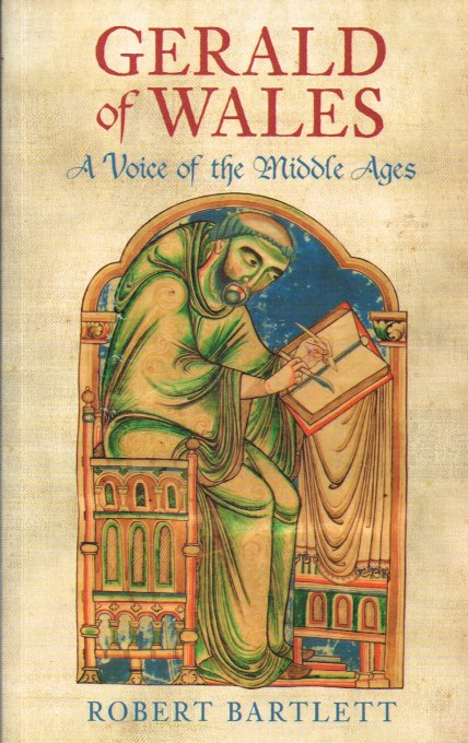 Image for GERALD OF WALES : A VOICE OF THE MIDDLE AGES