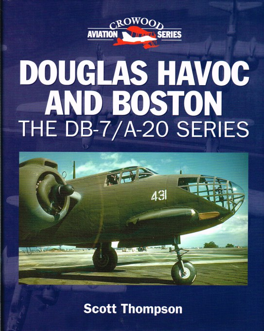 Image for DOUGLAS HAVOC AND BOSTON: THE DB-7 / A-20 SERIES