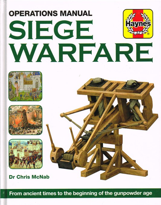 Image for SIEGE WARFARE OPERATIONS MANUAL