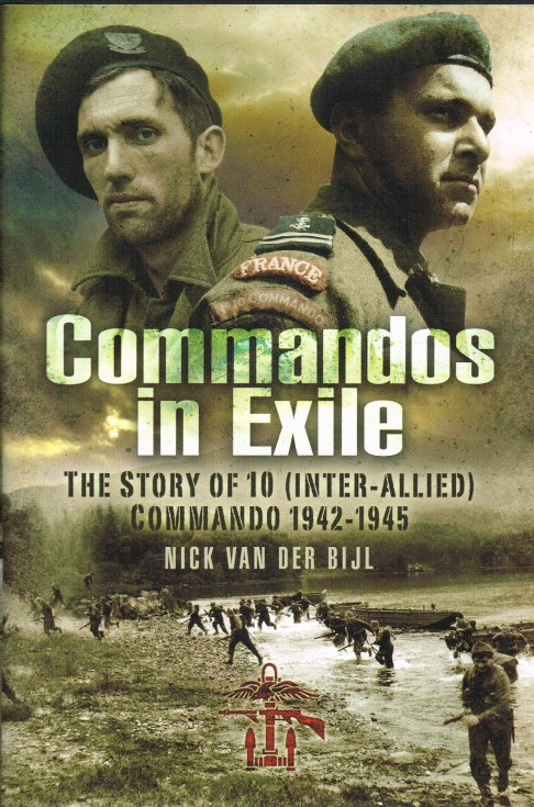 Image for COMMANDOS IN EXILE : NO.10 (INTER-ALLIED) COMMANDO 1942-1945