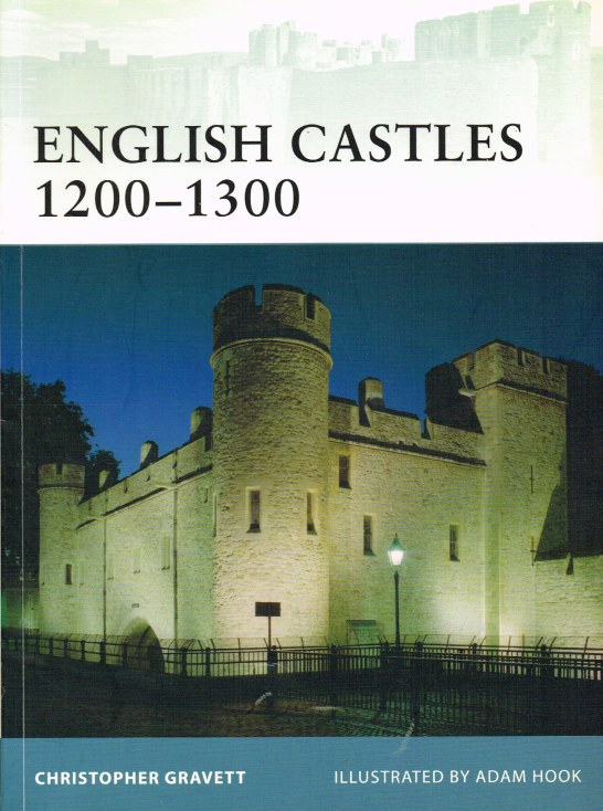 Image for ENGLISH CASTLES 1200-1300