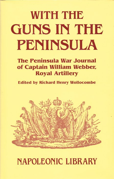 Image for WITH THE GUNS IN THE PENINSULA