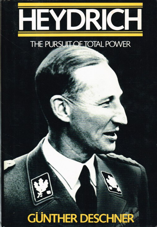 Image for HEYDRICH : THE PURSUIT OF TOTAL POWER