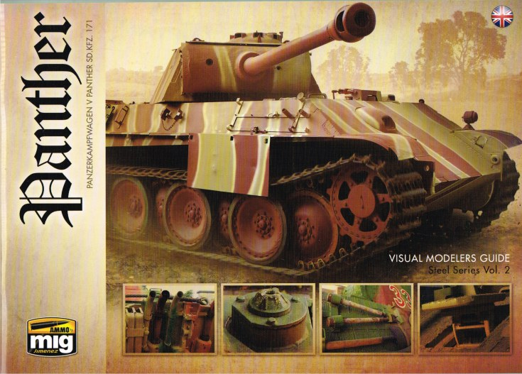 Image for PANTHER : PANZERKAMPFWAGEN V PANTHER SD.KFZ.171