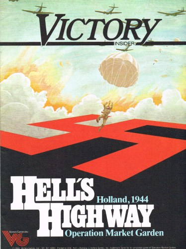 Image for VICTORY INSIDER ISSUE 2 : HELL'S HIGHWAY