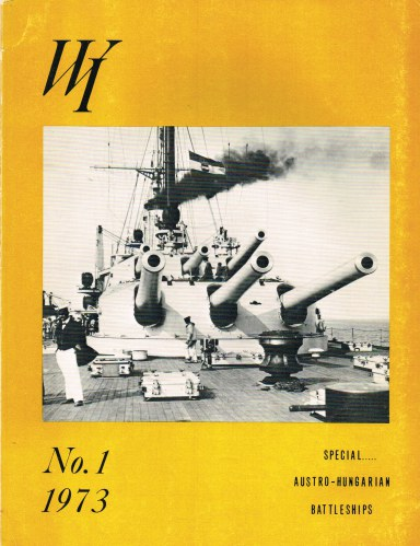 Image for WARSHIP INTERNATIONAL VOLUME X, NO.1 1973